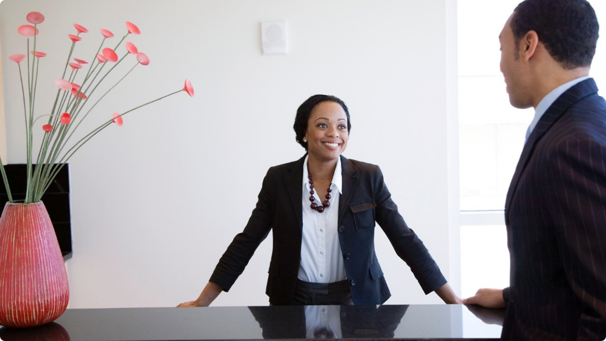Be The Best Receptionist You Can Be | PST Training