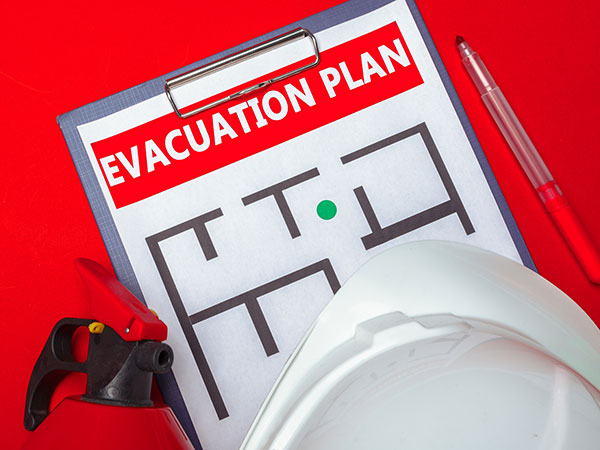 Conduct Evacuations & Emergency Drills