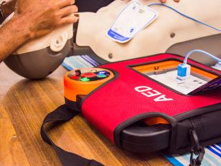 CPR & Defibrillator